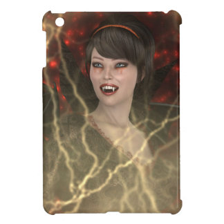 Lady Vamp Case For The iPad Mini