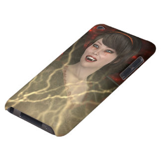 Lady Vamp iPod Touch Cover