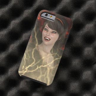 Lady Vamp Tough iPhone 6 Case