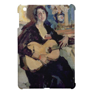 Lady with a Guitar, 1911 Cover For The iPad Mini