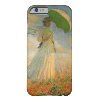 Lady with Parasol iPhone 6 Case