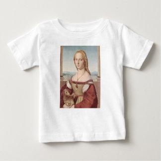 Lady with the Unicorn Raphael Santi Baby T-Shirt