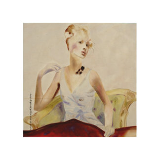 Lady Wood Canvases