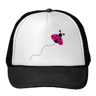 ladybird mesh hat