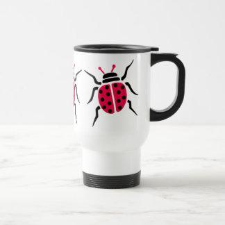 Ladybird Coffee Mugs