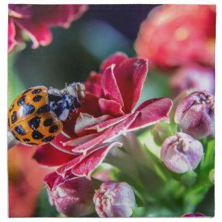 Ladybird Napkin