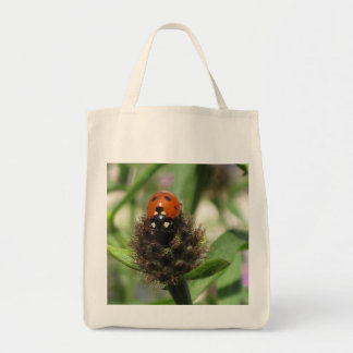 Ladybird - Natural Organic Grocery Tote Tote Bags