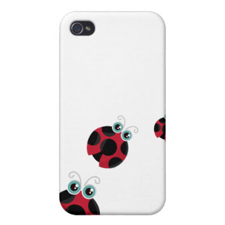 ladybird Speck Case Covers For iPhone 4