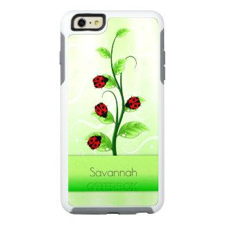 Ladybirds Ladybugs on Vine OtterBox iPhone 6 Case