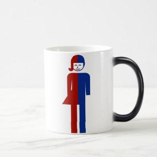 Ladyboy / Tomboy Toilet ⚠ Thai Sign ⚠ Morphing Mug