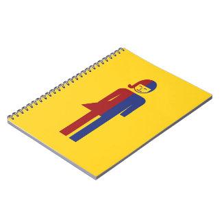 Ladyboy / Tomboy Toilet ⚠ Thai Sign ⚠ Notebooks