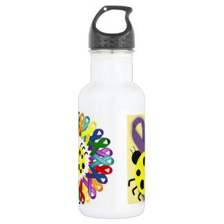 LadyBuds Survival Kit - Waterbottle 532 Ml Water Bottle