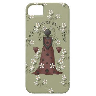 Ladybug and Daisies Friendship iPhone5 iPhone 5 Case