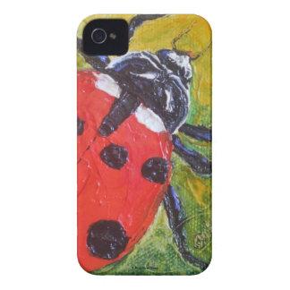 Ladybug Blackberry Case