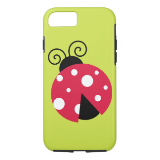 Ladybug Bright and Bold iPhone 8/7 Case