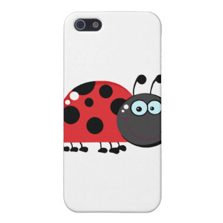Ladybug Cartoon Character Case For The iPhone 5