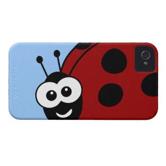 Ladybug Case-Mate iPhone 4 Cases