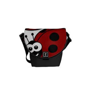 Ladybug Commuter Bag