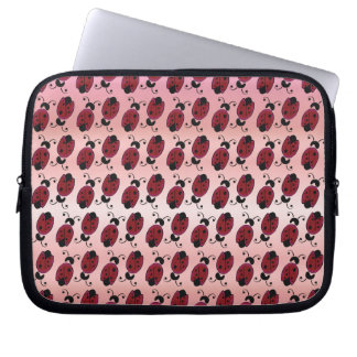 Ladybug computer bag laptop sleeves
