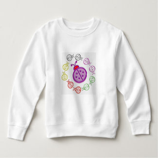 LadyBUG Dance: KIDS love Lady BUG n insects as pet Sweatshirt