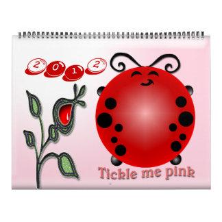 Ladybug Delight Calendars