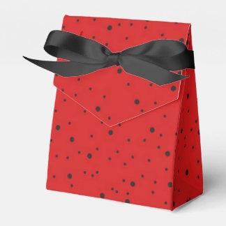 Ladybug Favour Box
