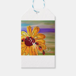 LADYBUG FOLLOW THE LEADER GIFT TAGS