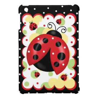 Ladybug Glossy iPad Mini Case