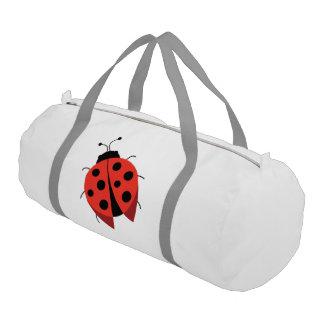 Ladybug Gym Bag