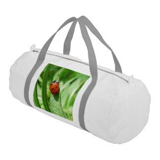 ladybug gym duffel bag