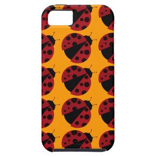 ladybug image iPhone 5 cover