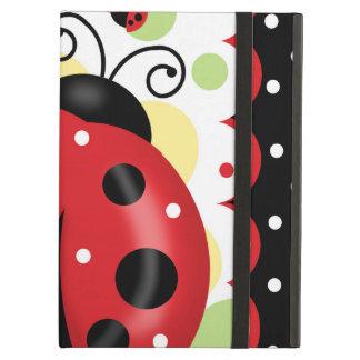 Ladybug iPad Air Case With No Kickstand