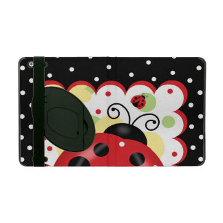 Ladybug iPad Cases
