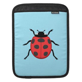 Ladybug iPad Sleeve