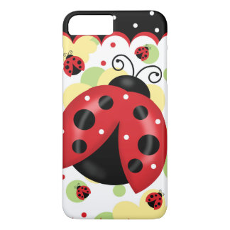 Ladybug iPhone7 Plus Barely There Case