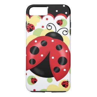 Ladybug iPhone7 Plus Tough Case