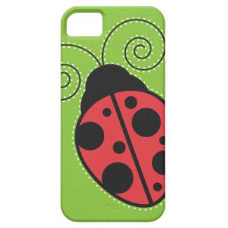 Ladybug iPhone 5 Case-Mate ID