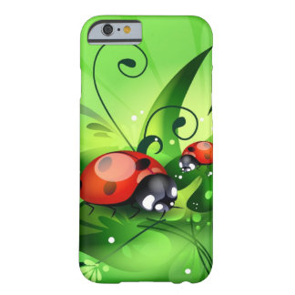 Ladybug  iPhone 6 case Barely There iPhone 6 Case