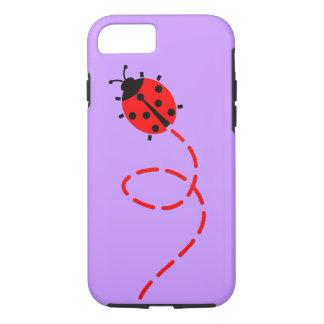 """""""Ladybug"""" iPhone 8/7 Case"""