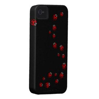 Ladybug iPhone Case Lady Bird iPhone 4 Case Gifts