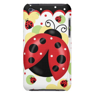 Ladybug iPod Touch Barely There Case