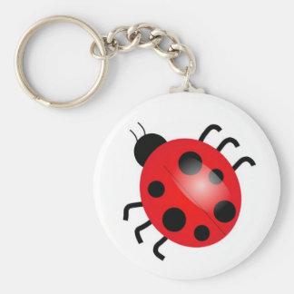 Ladybug| Keychain