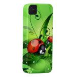Ladybug Ladybug iPhone 4 Case