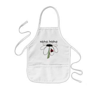 Ladybug Ladybug Tshirts and Gifts Kids' Apron