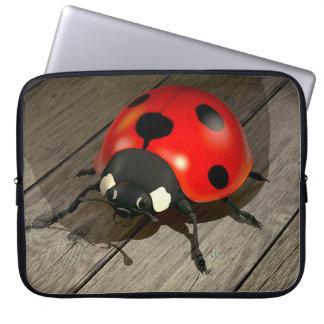 Ladybug Laptop Sleeves