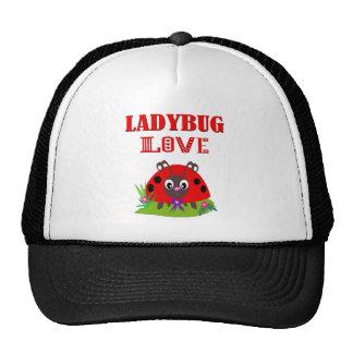LADYBUG LOVE HATS