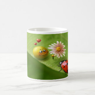 Ladybug Love Mug