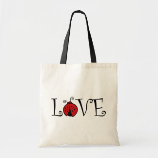 Ladybug Love totebag Bag