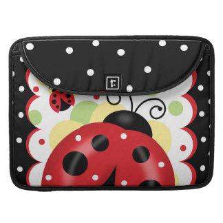 """Ladybug MacBook Pro Sleeve 15"""""""