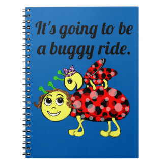 Ladybug Movie Buff Book